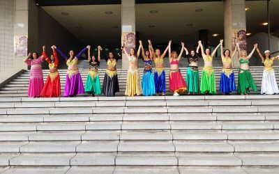 NEW BELLYDANCE FUSION FLASHMOB ANNOUNCEMENT FOR 27TH OCTOBER!