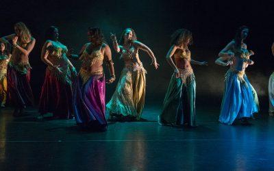 Bellyssima show op het Shimmy Shake Festival – Maaspodium
